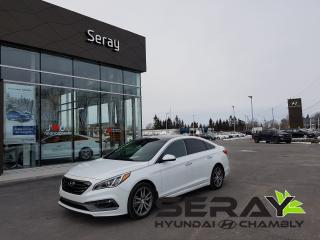 Used 2017 Hyundai Sonata Sport Ultimate for sale in Chambly, QC