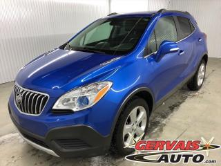 Used 2016 Buick Encore Awd Mags Bluetooth for sale in Shawinigan, QC