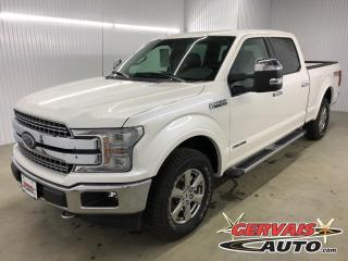 Used 2018 Ford F-150 Lariat Awd for sale in Shawinigan, QC