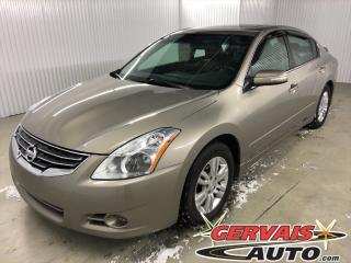Used 2012 Nissan Altima Sl Cuir Toit Mags for sale in Shawinigan, QC