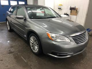 Used 2013 Chrysler 200 TOURING A/C MAGS for sale in Saint-hubert, QC