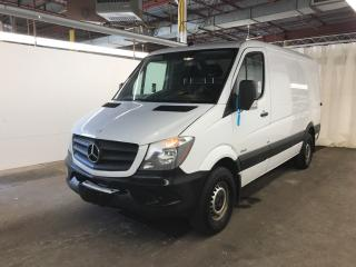 Used 2015 Mercedes-Benz Sprinter 2500 2500 Diesel 144 Wb for sale in Saint-hubert, QC