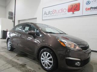 Used 2016 Kia Rio LX**AUTOMATIQUE**CAMERA RECUL* for sale in Mirabel, QC