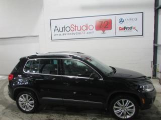 Used 2014 Volkswagen Tiguan 4MOTION**NAVI**TOIT**CUIR for sale in Mirabel, QC