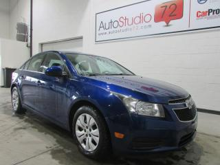 Used 2013 Chevrolet Cruze LT**TURBO**A/C**CRUISE for sale in Mirabel, QC
