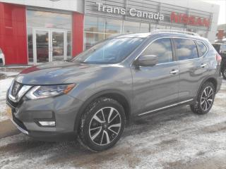Used 2017 Nissan Rogue SL AWD for sale in Peterborough, ON
