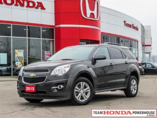 Used 2015 Chevrolet Equinox 2LT LT *ONE OWNER/NO ACCIDENTS* *BACKUP CAM* for sale in Milton, ON