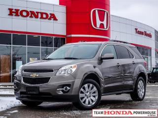 Used 2011 Chevrolet Equinox 1LT *ONE OWNER* *NO ACCIDENTS* for sale in Milton, ON