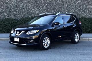 Used 2015 Nissan Rogue SV AWD CVT for sale in Vancouver, BC