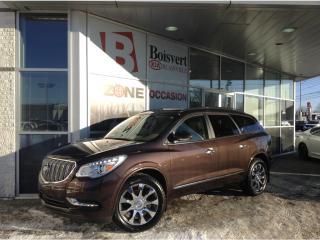 Used 2017 Buick Enclave Premium Le Plus for sale in Blainville, QC