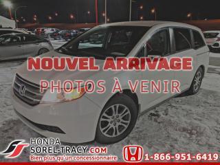 Used 2013 Honda Odyssey Familiale 4 portes EX DVD for sale in Sorel-Tracy, QC