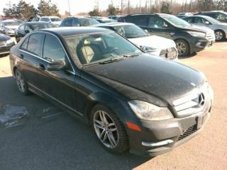 Used 2013 Mercedes-Benz C-Class 4matic Awd for sale in Île-Perrot, QC