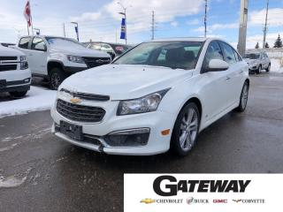 Used 2015 Chevrolet Cruze 2LT||LEATHER|NAVIGATION|SUNROOF| for sale in Brampton, ON
