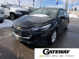 Used 2018 Chevrolet Cruze LT|TRUE NORTH|SUNROOF|BLUETOOTH| for sale in Brampton, ON