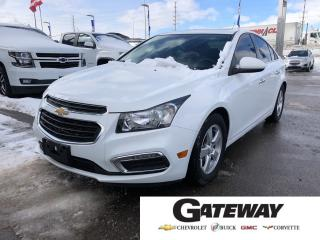 Used 2015 Chevrolet Cruze 2LT|Leather|Sunroof|Rear Camera|Heated Seats| for sale in Brampton, ON