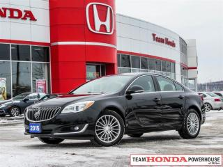 Used 2015 Buick Regal Base - *LEATHER | POWER SEATS* for sale in Milton, ON