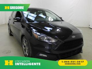 Used 2017 Ford Focus ST HATCH CUIR TOIT for sale in St-Léonard, QC