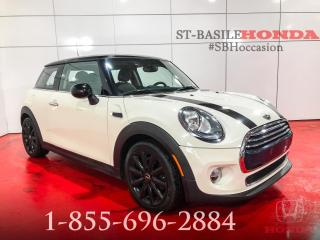 Used 2016 MINI Cooper HARDTOP + TOIT PANO + CUIR + WOW !! for sale in St-Basile-le-Grand, QC