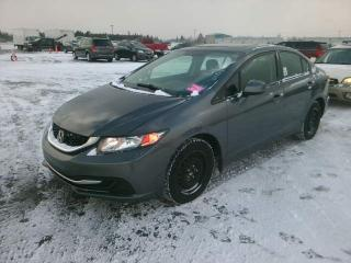 Used 2013 Honda Civic EX great kilometers, great price for sale in Saint John, NB