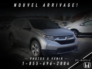 Used 2017 Honda CR-V 2 RM 5 portes LX for sale in St-Basile-le-Grand, QC