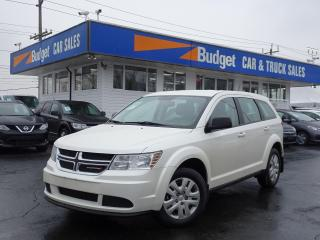 Used 2017 Dodge Journey Only 2788 Kms, As New, No Accidents, Bluetooth for sale in Vancouver, BC
