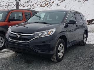 Used 2015 Honda CR-V LX for sale in St. John's, NL