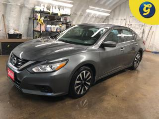 Used 2018 Nissan Altima SV * Sunroof * Remote start * Nissan connect touchscreen * Back up camera * Blindspot assist * Heated front seats/steering wheel * Heated mirrors * Ha for sale in Cambridge, ON