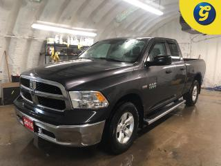 Used 2016 RAM 1500 SXT * 4X4 * QUAD CAB * HEMI * Heated mirrors * Window Rain guards * Tinted windows * Power windows/mirrors * Climate control * Hands free steering whe for sale in Cambridge, ON