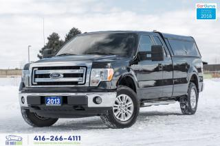 Used 2013 Ford F-150 5.0L 4X4 4WD XLT SuperCab 8-Foot No Accidents Mint for sale in Bolton, ON