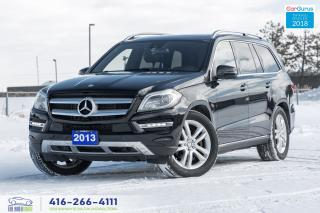 Used 2013 Mercedes-Benz GL-Class GL350 BlueTec Certified Serviced Local Spotless for sale in Bolton, ON