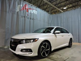 Used 2018 Honda Accord Sport for sale in Rouyn-Noranda, QC