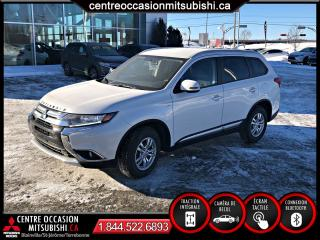 Used 2018 Mitsubishi Outlander SE AWC V6 DEMO BLUETOOTH CAMERA for sale in St-Jérôme, QC