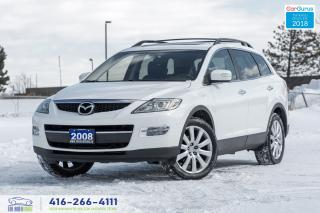 Used 2008 Mazda CX-9 GT AWD Leather/Roof No Accidents Certified 20