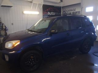 Used 2003 Toyota RAV4 4Dr 4WD for sale in Québec, QC