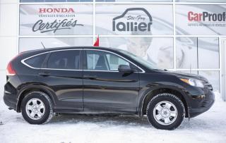 Used 2014 Honda CR-V LX AWD ***GARANTIE 10 ANS/200 000 KM*** for sale in Québec, QC