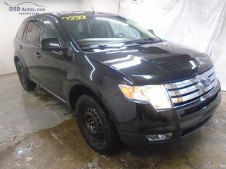 Used 2010 Ford Edge SEL for sale in Ancienne Lorette, QC