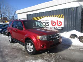 Used 2008 Ford Escape for sale in Laval, QC