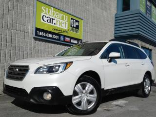 Used 2017 Subaru Outback 2.5i for sale in Richelieu, QC