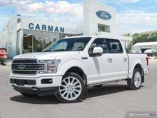 Used 2019 Ford F-150 Limited  for sale in Carman, MB