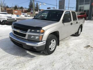 Used 2006 Chevrolet Colorado Cabine multiplaces empattement de 126,0 for sale in Sherbrooke, QC