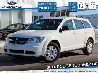 Used 2014 Dodge Journey Se Bluetooth Cruise for sale in Victoriaville, QC