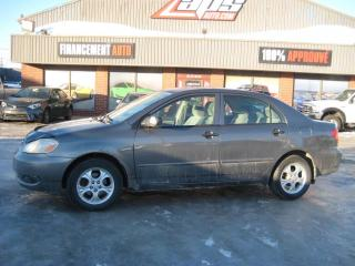 Used 2007 Toyota Corolla Berline 4 portes sport, boîte automatiqu for sale in Ste-Catherine, QC