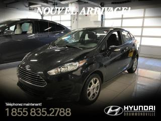 Used 2015 Ford Fiesta SE + GARANTIE + MAGS + BLUETOOTH + A/C + for sale in Drummondville, QC