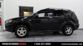 Used 2013 Mitsubishi Outlander ES AWD for sale in Trois-Rivières, QC
