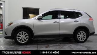 Used 2016 Nissan Rogue S AWD for sale in Trois-Rivières, QC