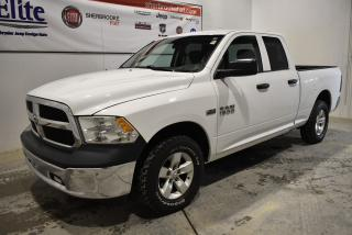 Used 2014 RAM 1500 Sxt+quad for sale in Sherbrooke, QC