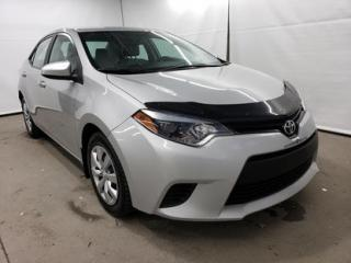 Used 2014 Toyota Corolla LE for sale in Drummondville, QC