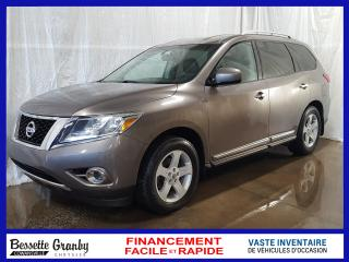 Used 2014 Nissan Pathfinder Sl-Cuir=caméra for sale in Granby, QC