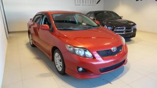 Used 2009 Toyota Corolla Berline 4 portes, boîte automatique, XRS for sale in St-Raymond, QC