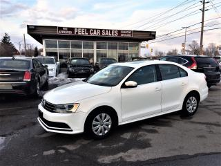 Used 2015 Volkswagen Jetta Comfortline|SUNROOF|REARVIEW| for sale in Mississauga, ON